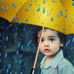 Как выбрать зонтик для малыша?