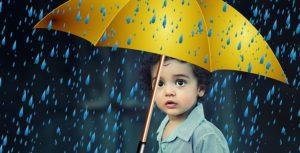 Зонтик для малыша